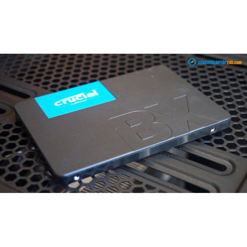 Ổ cứng SSD Crucial BX500 3D NAND SATA III 2.5 inch 240GB