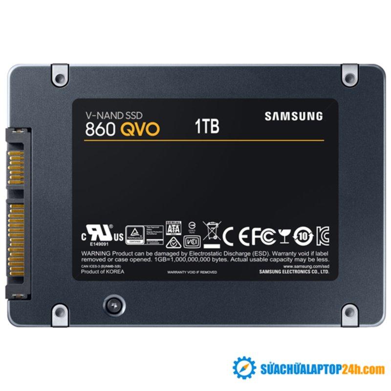 Ổ cứng SSD 1TB Samsung 860 QVO 2.5-Inch SATA III