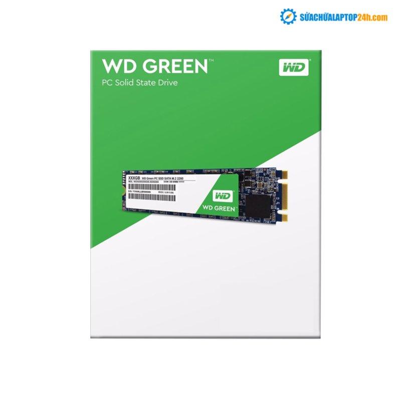 Ổ cứng SSD  Western Digital WD Green 240gb M2 Sata 2280 WDS240G1G0B