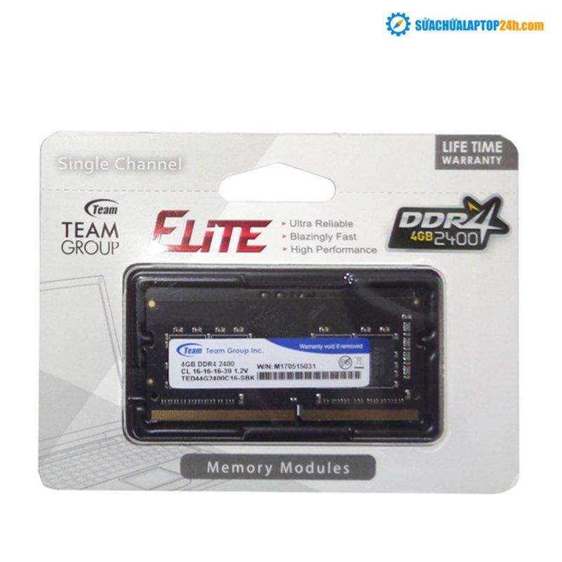 RAM Team Group Elite 4gb DDR4 Buss 2400