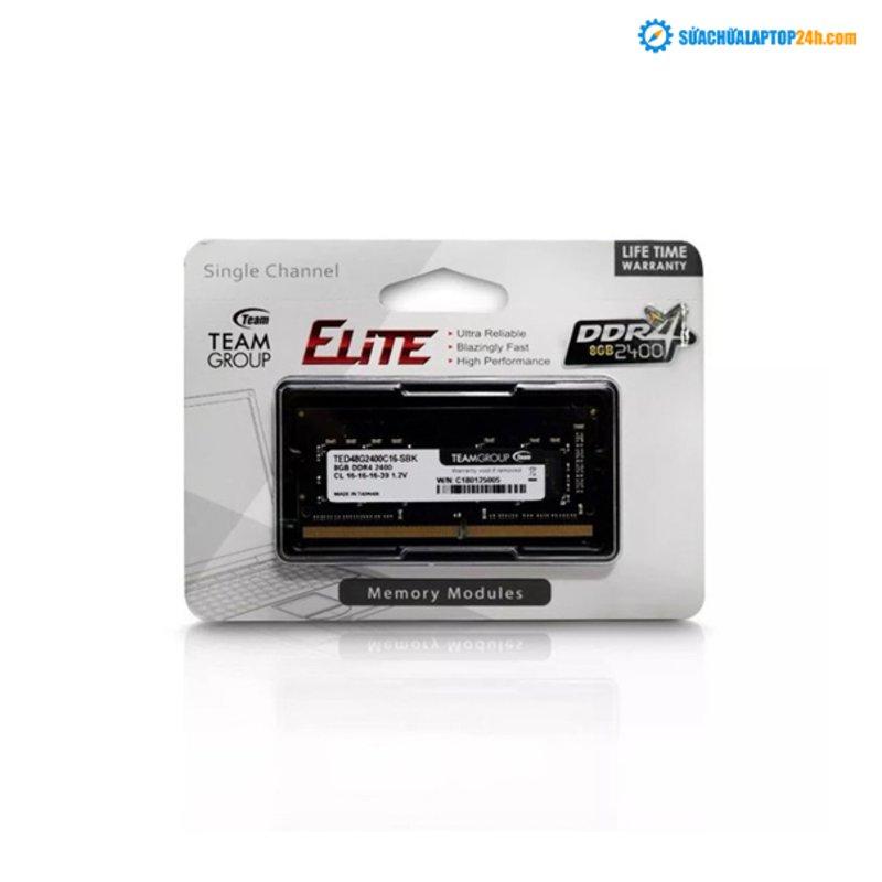 RAM Team Group Elite 8GB DDR4 Buss 2400