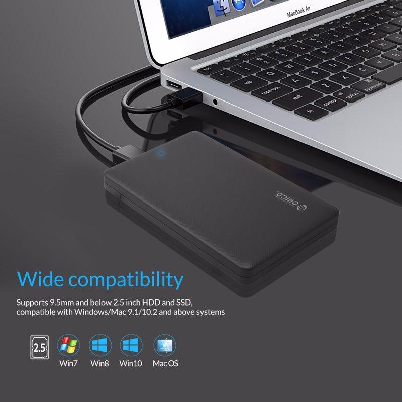 Box HDD Orico 2577U3