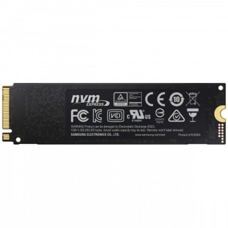 Ổ cứng SSD M2-PCIe 2TB Samsung 970 EVO Plus NVMe 2280