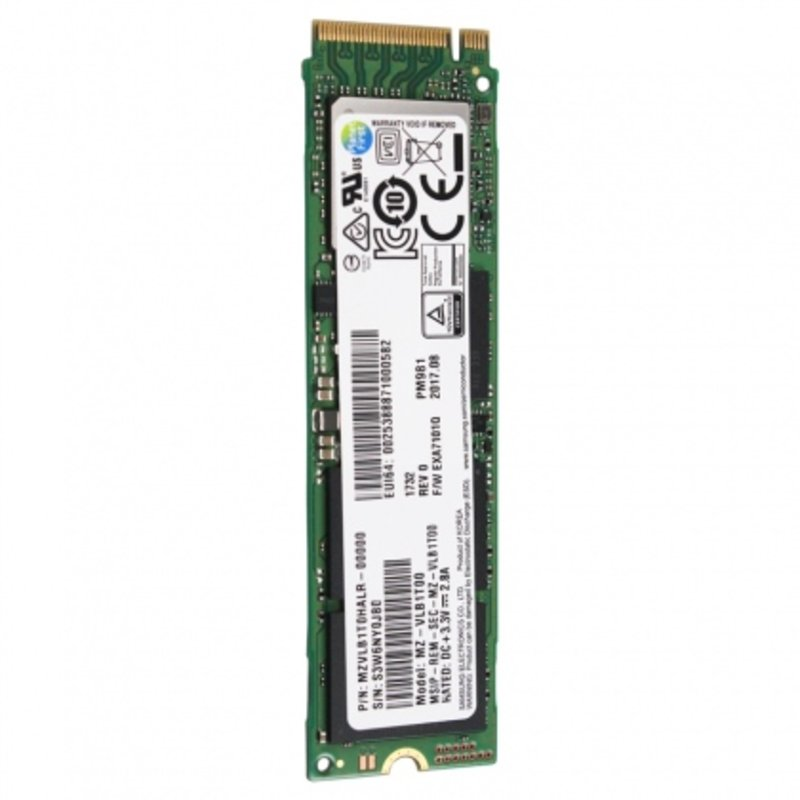 Ổ cứng SSD M2-PCIe 2TB Samsung PM981 NVMe 2280 (OEM Samsung 970 EVO)