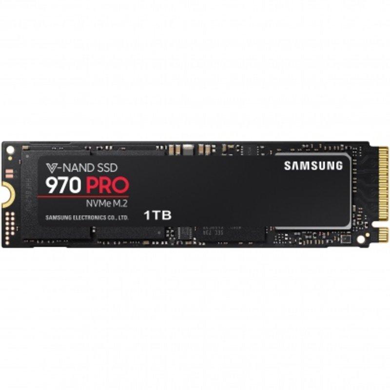 Ổ cứng SSD M2-PCIe 1TB Samsung 970 PRO NVMe 2280