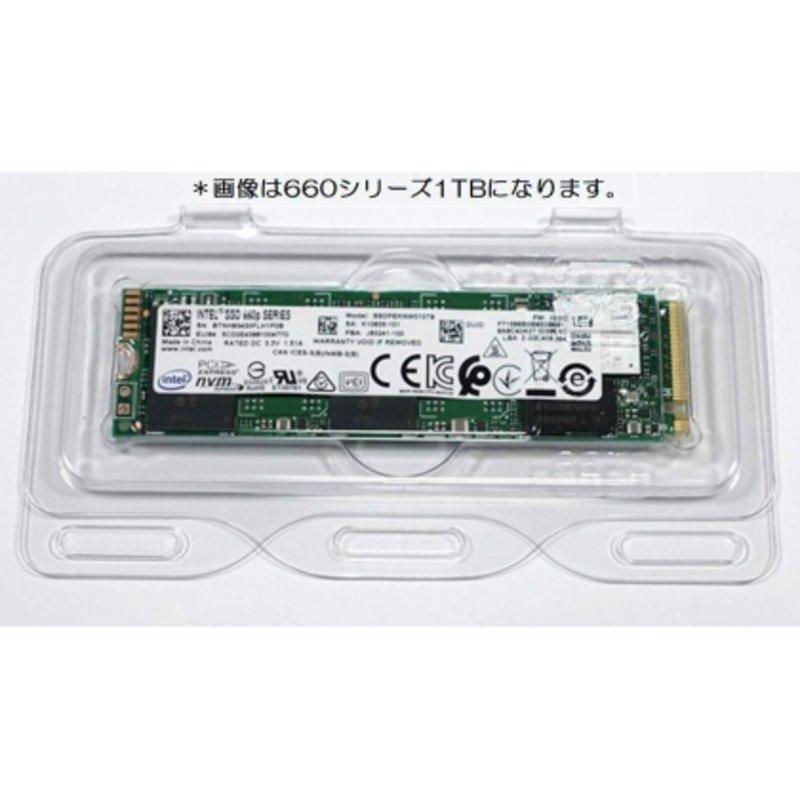 Ổ cứng SSD M2-PCIe 2TB Intel 660p NVMe 2280