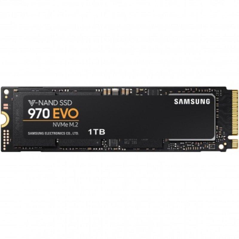 Ổ cứng SSD M2-PCIe 1TB Samsung 970 EVO NVMe 2280