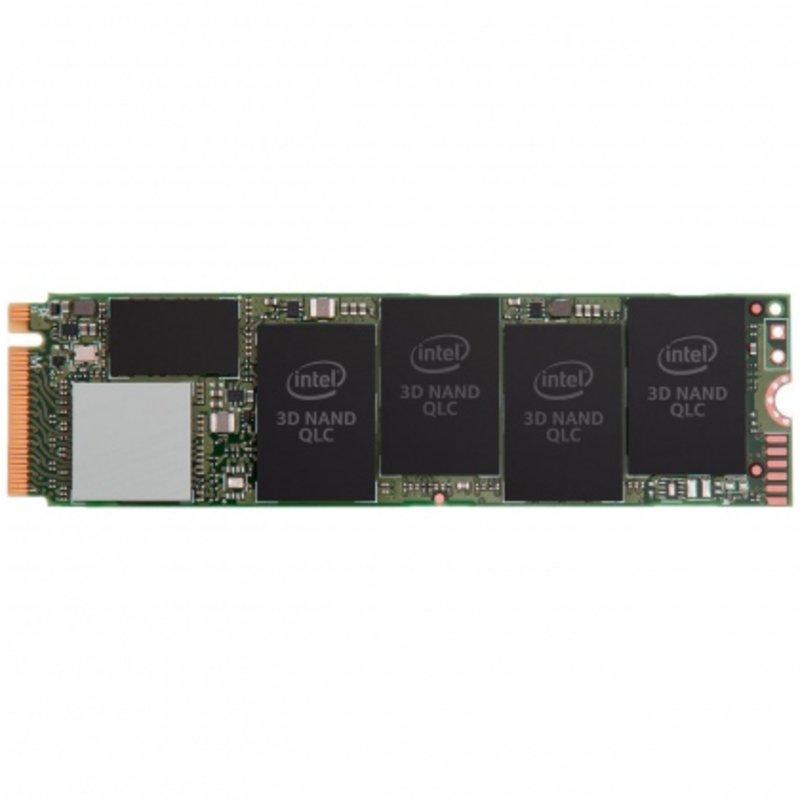 Ổ cứng SSD M2-PCIe 1TB Intel 660p NVMe 2280