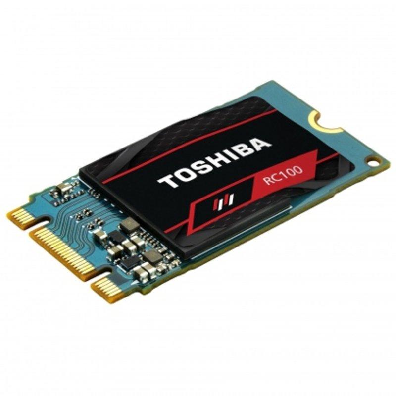 Ổ cứng SSD M2-PCIe 240GB Toshiba RC100 2242 NVMe