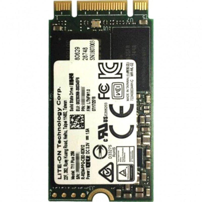 Ổ cứng SSD M2-PCIe 256GB Liteon T11 Plus 2242 NVMe