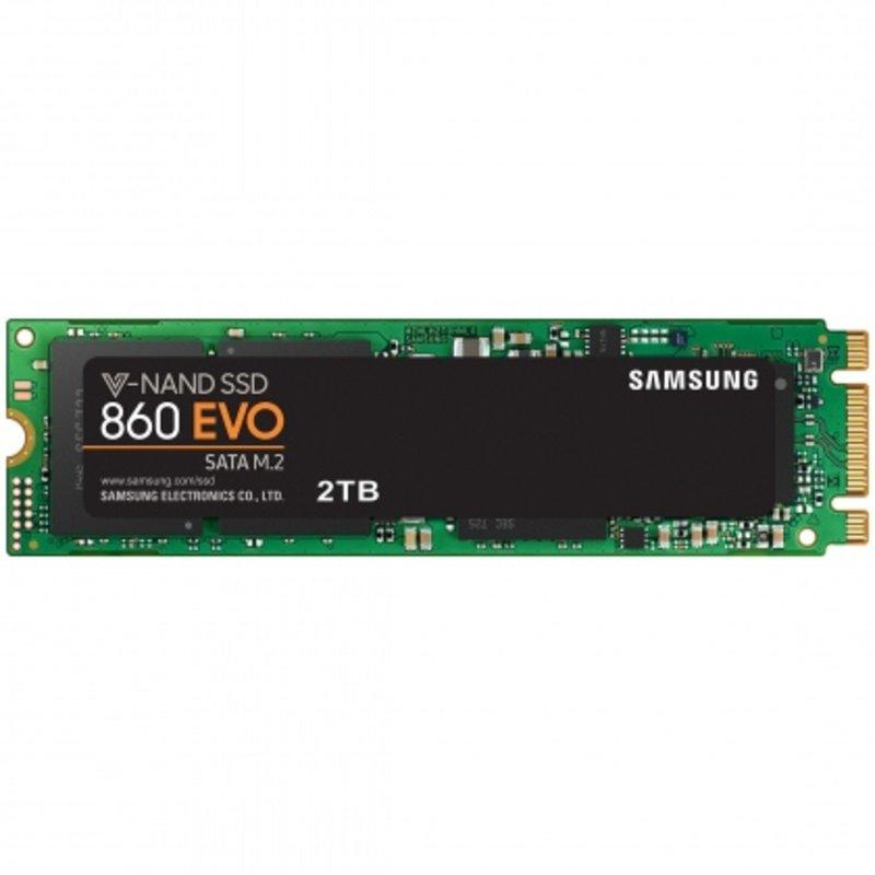 Ổ cứng SSD M2-SATA 2TB Samsung 860 EVO 2280