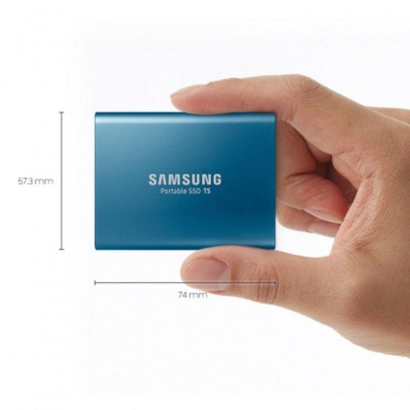 Ổ cứng di động SSD Portable 500GB Samsung T5