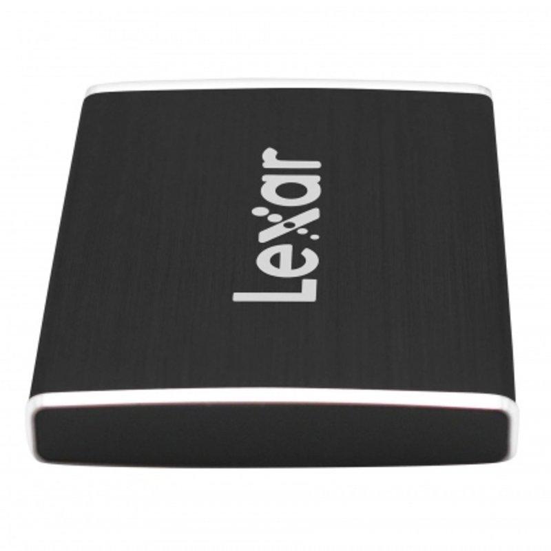 Ổ cứng di động SSD Portable 500GB Lexar Professional SL100 Pro