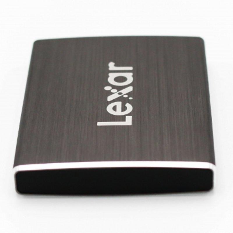 Ổ cứng di động SSD Portable 512GB Lexar SL100