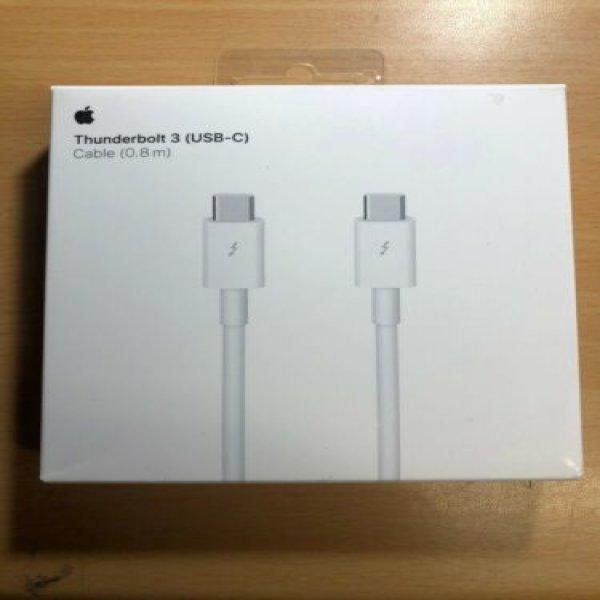 Cáp Thunderbolt 3 (USB‑C) Cable (0.8 m)