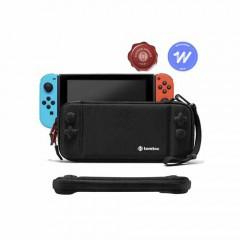 Túi chống va đập Tomtoc (USA) Nintendo Switch Slim Case(Black)