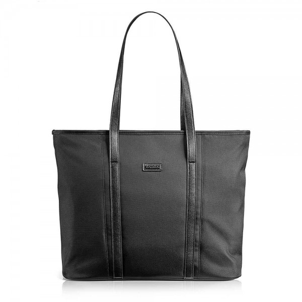 TÚI XÁCH TOMTOC (USA) FASHION AND STYLISH TOTE BAG FOR ULTRABOOK 13 Inch - 15 Inch(Black)