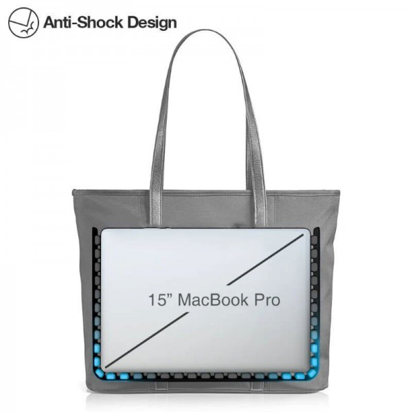 TÚI XÁCH TOMTOC (USA) FASHION AND STYLISH TOTE BAG FOR ULTRABOOK 13 Inch - 15 Inch