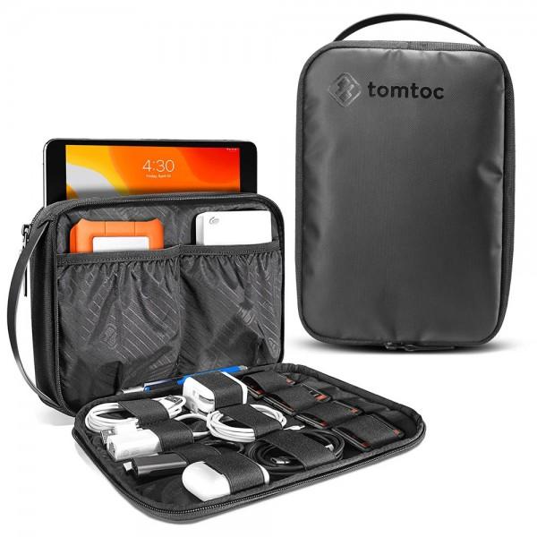TÚI XÁCH TOMTOC (USA) ELECTRONIC ORGANIZER FOR IPAD MINI/TABLET 7.9INCH