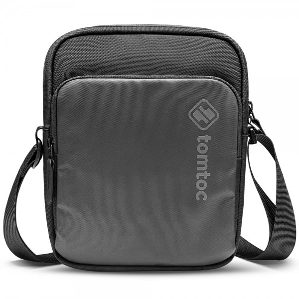 TÚI ĐEO CHÉO TOMTOC (USA) URBAN CROSSBODY FOR TECH ACCESSORIES AND IPAD MINI/TABLET 7.9 INCH