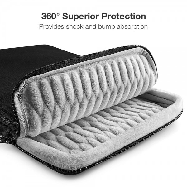 TÚI XÁCH CHỐNG SỐC TOMTOC (USA) 360° Protection Premium  MACBOOK PRO 13""