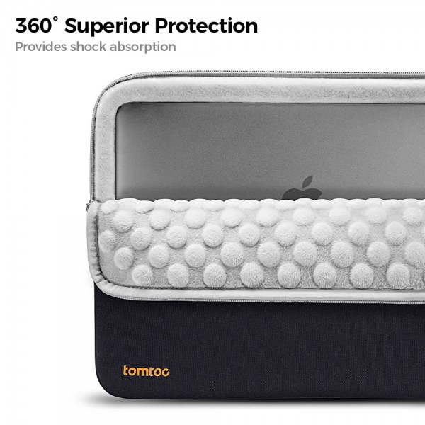"""TÚI CHỐNG SỐC TOMTOC (USA) 360° Protective  MACBOOK PRO 13"""""""