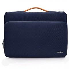 "TÚI XÁCH CHỐNG SỐC TOMTOC (USA) Briefcase  MACBOOK PRO 13"" Blue"