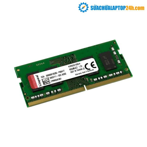 Ram Laptop Kingston DDR4 4GB Bus 2666