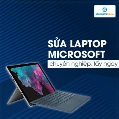 Sửa Laptop Microsoft