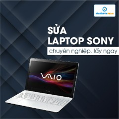 Sửa Laptop Sony