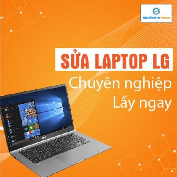 Sửa Laptop LG