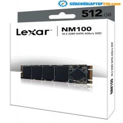 SSD Lexar 512Gb M2-Sata 2280 NM100