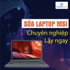 Sửa Laptop MSI