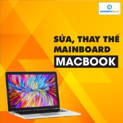 Sửa, thay mainboard MacBook