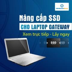 Thay SSD, nâng cấp SSD cho Laptop Gateway