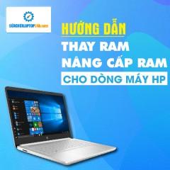 Thay RAM, nâng RAM Laptop HP
