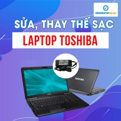 Sửa, thay thế sạc Toshiba