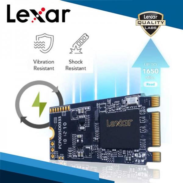 Ổ Cứng SSD Lexar 256GB  M2-2242