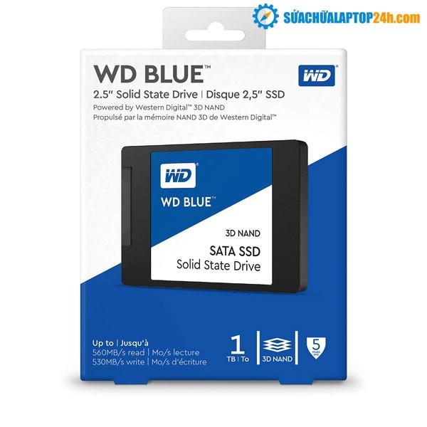 Ổ cứng SSD 1TB Western Digital WD Blue 2.5-Inch SATA III