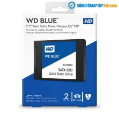Ổ cứng SSD 2TB Western Digital WD Blue 2.5-Inch SATA III