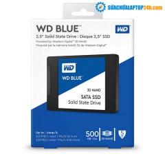 Ổ cứng SSD 500GB Western Digital WD Blue 2.5-Inch SATA III