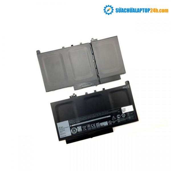 Pin Dell E7470 37wh