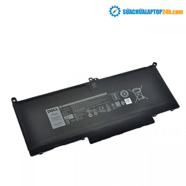 Pin Dell 7280 60Wh (F3YGT)