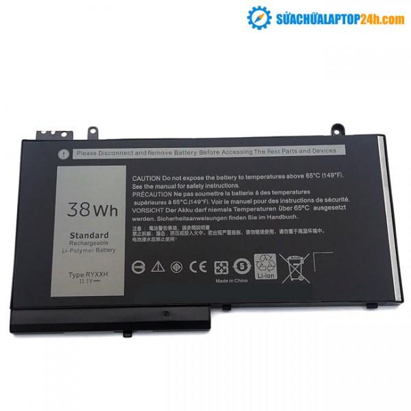 Pin Dell E5550 38Wh (RYXXH)