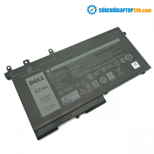 Pin Dell 5490 42Wh (3DDDG)