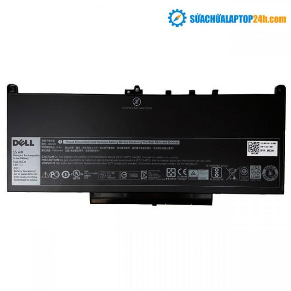 Pin Dell E7270 55Wh (J60J5)