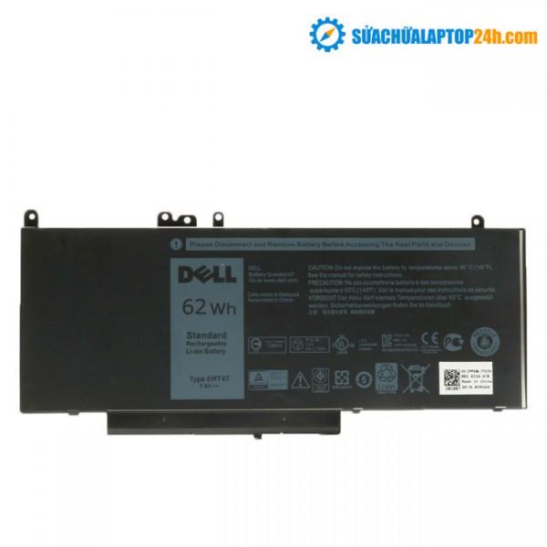 Pin Dell E5550 62Wh 6MT4T