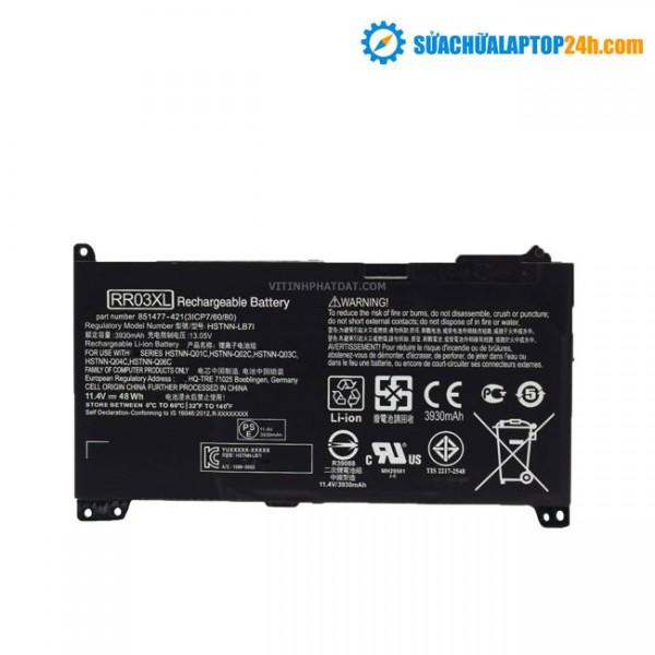 Pin HP 470G4 (RR03XL)