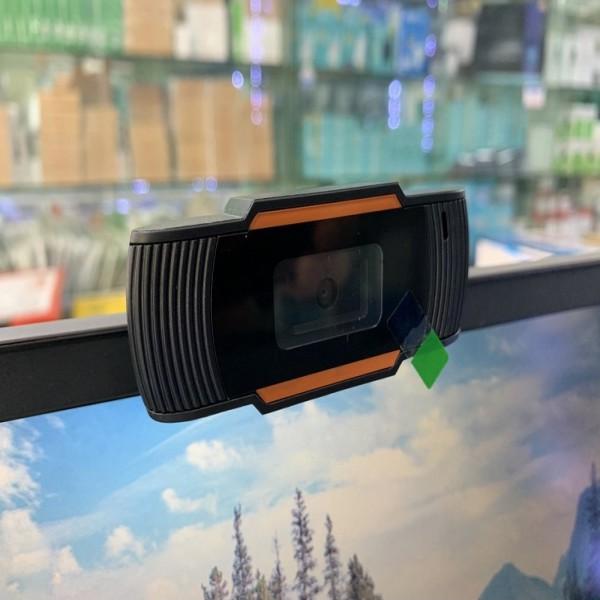 Webcam chân kẹp màn hình, để bàn 720P