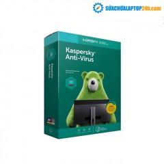 Phần mền diệt Virus Kaspersky Antivirus 3PC